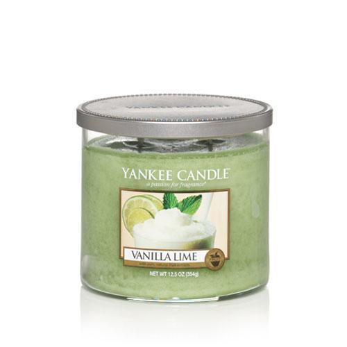 Vonné svíčky Vanilla & lime