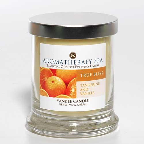 Vonné svíčky Aromatherapy Spa True Bliss