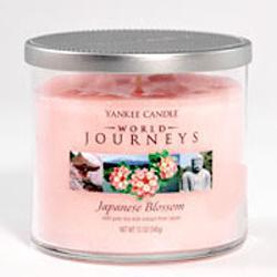 Vonné svíčky Japanese blossom